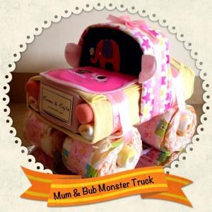 Mum&Bub Monster Truck