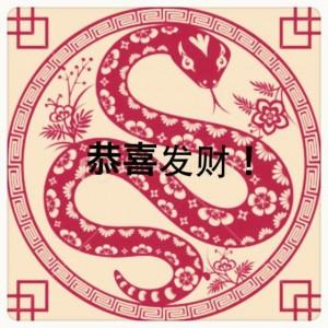 CNY-Snake
