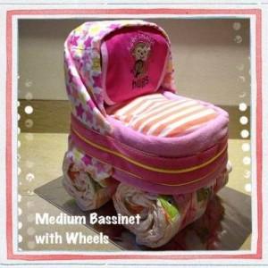 medium bassinet