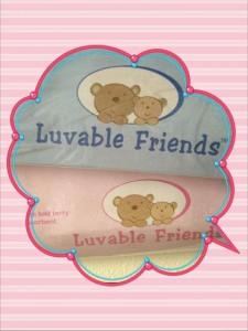 Luvable Friends Logo
