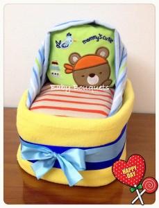 mum&bub bassinet