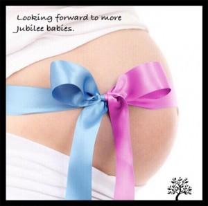 Jubilee SG50 diaper cakes