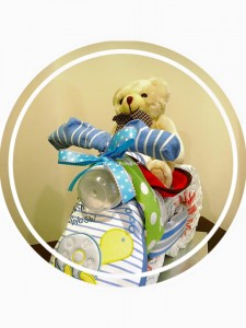 Baby Gift - Motorcycle