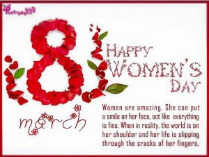 Babybouquets wishes all women a Happy Womens Day