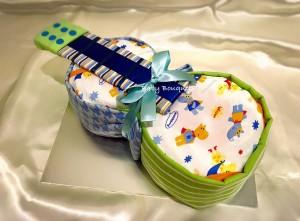 Guitar Baby Gift