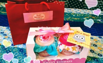 sundae baby gift