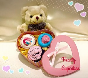 Hearty Cupcakes